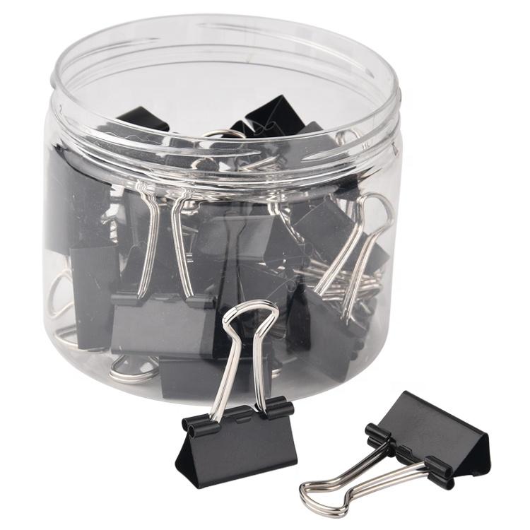 Binder Clip Set with Box